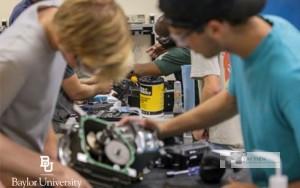 Baylor University bùng nổ hồ sơ đăng kí học Thạc Sĩ